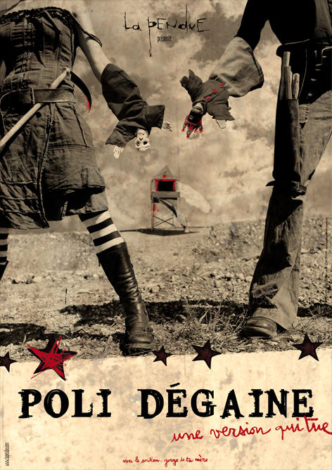 Affiche Poli Degaine