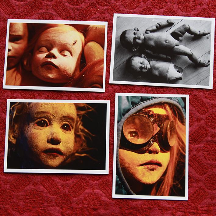 Carte postale / Postcard – Annette